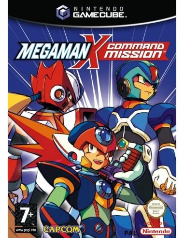 Megaman X Command Mission - GC