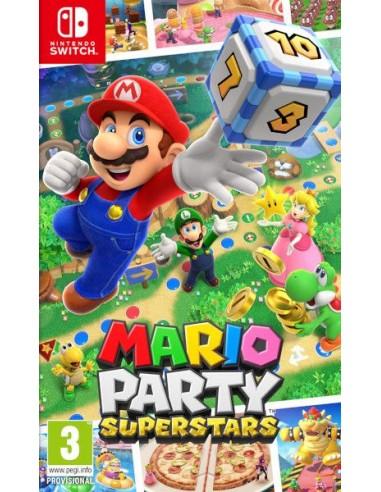 Mario Party Superstars -SWI